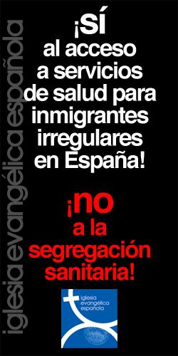 No a la segregación sanitaria