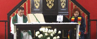 celebración ecuménica