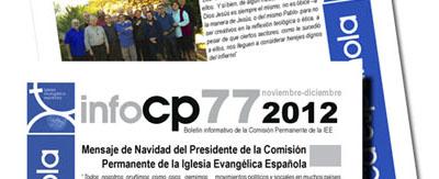 InfoCP 77 - Iglesia Evangélica Española