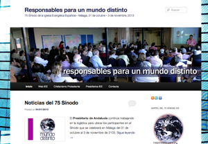 blog sinodo