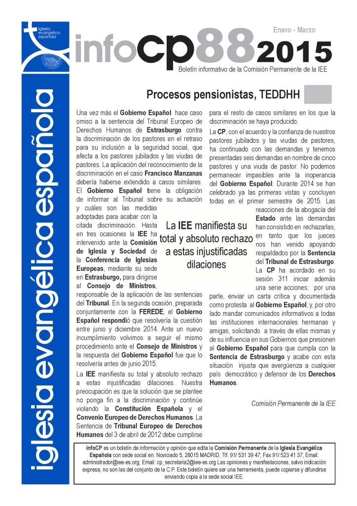InfoCP 88