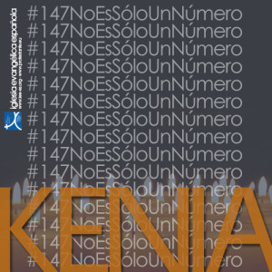 solidarios con Kenia
