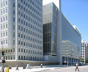 Sede del Banco Mundial en Washington.