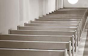 iglesia vacía